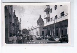Paraguay Asuncion C. Palma  Ca 1956 OLD POSTCARD 2 Scans - Paraguay