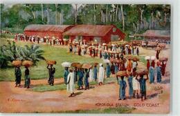 52227815 - Goldkueste E. Cheesman Oilette Koforidua Station Cocoa - Ghana - Gold Coast