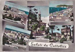 CPSM - CATTOLICA - Multi Vues - Italie - GF. - Italie