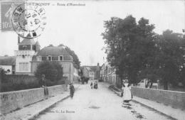 PONT SCORFF  -  ROUTE D HENNEBONT - Pont Scorff