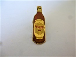 PINS  WHISKY GRANT'S LA BOUTEILLE / 33NAT - Beverages