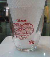 AC - COLA TURKA - KOCAELI ILLUSRATED GLASS FROM TURKEY - Glasses