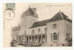 70 Mantoche, Chateau Saint Claude (508) - France
