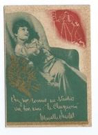CALENDRIER DE POCHE 1936 CLACQUESIN - Calendars