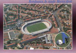 BORDEAUX - Le Stade Municipal - Bordeaux