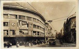 Bulgaria - Plovdiv - Theater Balkan - Bus - Bulgarien