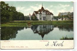 1 Ansichtkarte Juelich Kreis Standehaus - Juelich