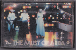 """CASSETTE AUDIO """"THE MUST OF ABBA"""" - Cassettes Audio"""