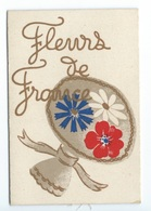 CALENDRIER DE POCHE 1952 FLEURS DE FRANCE - Calendars