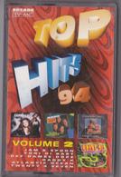 """CASSETTE AUDIO """"TOP HITS 94"""" Vol 2 - Cassettes Audio"""