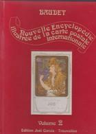LIVRE  BAUDET--nouvelle Encyclopédie Illustrée De La Carte Postale Internationale-volume 2--voir 2 Scans - Livres