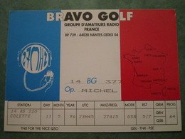 BRAVO GOLF Groupe D'Amateurs Radio France - Radio