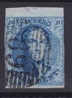 N° 11 A Bord De Feuille - 1858-1862 Medallions (9/12)