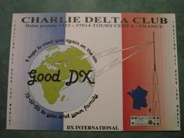 CHARLIE DELTA CLUB - Radio