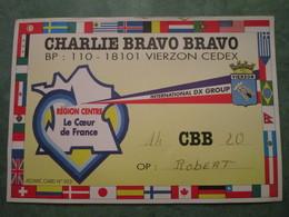 CHARLIE BRAVO BRAVO - Radio