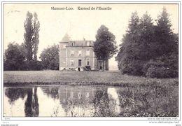 HAMONT-LOO - Achel - Kasteel De L'ESCAILLE - Château - Hamont-Achel