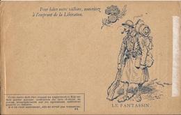 CARTE  FRANCHISE  MILITAIRE /  EMPRUNT  DE  LA  LIBÉRATION  /  LE  FANTASSIN  /  Georges  SCOTT - Autres