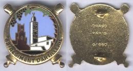 Insigne Du 62e Régiment D'Artillerie - Armée De Terre