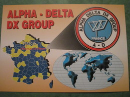 ALPHA - DELTA DX GROUP - Radio