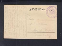 Dt. Reich Feldpost Franziskaner Herz Jesu Trier - Briefe U. Dokumente