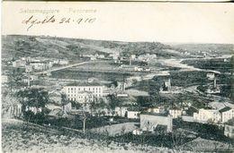 Salsomaggiore. Panorama -  Lot.1820 - Parma