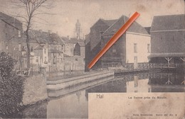 HAL La Senne Près Du Moulin - Halle