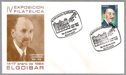Compositor I.LIZARRITURRI - ORGANO De Elgoibar. Organ - Orgue. Elgoibar, Guipuzcoa, Pais Vasco, 1984 - Música