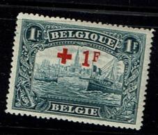 160  *  54 - 1918 Croce Rossa