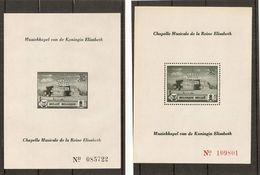 BELG.1942 PR45 & PR46** - Belgique