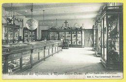 * Wavre Notre Dame - Sint Katelijne Waver (Antwerpen) * (Cortenbergh, Nr 45) Etablissement Ursulines, Salle Collections - Sint-Katelijne-Waver
