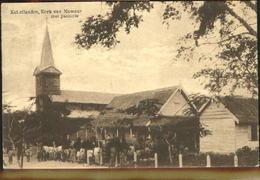 10614076 Asien Asia Asia Kei   Eilanden Namaar Kirche Von 1922 Asien - Postcards