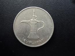 ÉMIRATS ARABES UNIS : 1 DIRHAM  1973 - 1393   KM 6.1   SUP - Emirats Arabes Unis