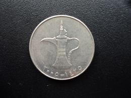 ÉMIRATS ARABES UNIS : 1 DIRHAM  2005 - 1425   KM 6.2    SUP - Emirats Arabes Unis