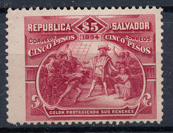 El Salvador  MLH - El Salvador