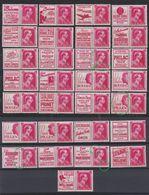 Belgique - PUBLICITE - 1941 - ** - COB PU143 à PU171 - Série Complète - - Advertising