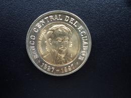 ÉQUATEUR : 1000 SUCRES  ND 1997   KM 103   Non Circulé - Ecuador