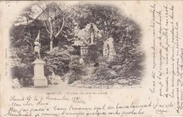 SAINT-LO - Collège, Un Coin Du Jardin - Saint Lo