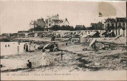 Concarneau Plage Du Fort A L Heure Du Bain - Concarneau