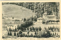 Terme Di Tartavelle (Valsassina). Grand Hotel E Stabilimento Termale - Lot.1845 - Lecco