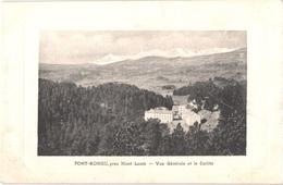 FR66 FONT ROMEU - Ribes - Carte Cuvette - L'ermitage - Belle - Andere Gemeenten