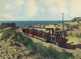 BASSIN D'ARCACHON: Le Cap-Ferret - Le Petit Train Dans Les Dunes - France
