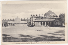 Tomb Of Hazrat Salim Chishti Fatehpur Sikyi,  Agra -  (India) - India