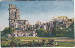 The Residence, Lucknow -  (India) - (Raphael Tuck's  'Oilette' Postcard) - India