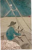 Carte Postale Signée, De Kirchner - Kirchner, Raphael