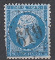 GC   619   BREUVANNES  (  50  -  HAUTE   MARNE  ) - 1849-1876: Période Classique