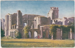 The Residency, Lucknow -  (India) - (Raphael Tuck's  'Oilette' Postcard) - India