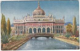 The Hooseinabad, Lucknow -  (India) - (Raphael Tuck's  'Oilette' Postcard) - India