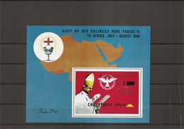 Papes - Paul VI ( Bf 3 XXX -MNh- Du Biafra) - Papes
