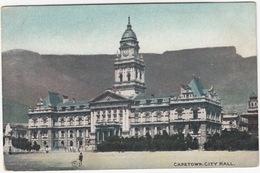 Capetown - City Hall - (Boy Hoop Rolling / Jongen Met Hoepel / Garcon Avec Cerceau) - South Africa - Zuid-Afrika