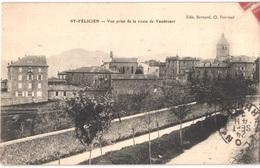 FR07 SAINT FELICIEN - Vue Prise De La Route De VAUDEDANT - Belle - France